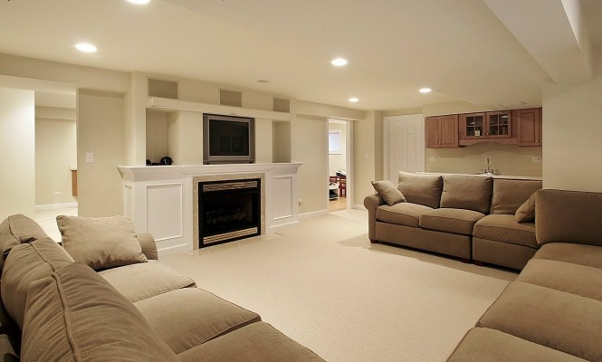Northwest Indiana Basement Remodeling Contractor